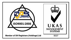 ISO 9001 mark