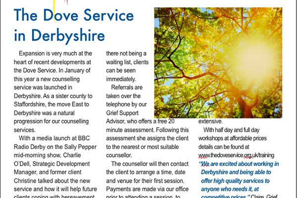 Latest Dovetales out now