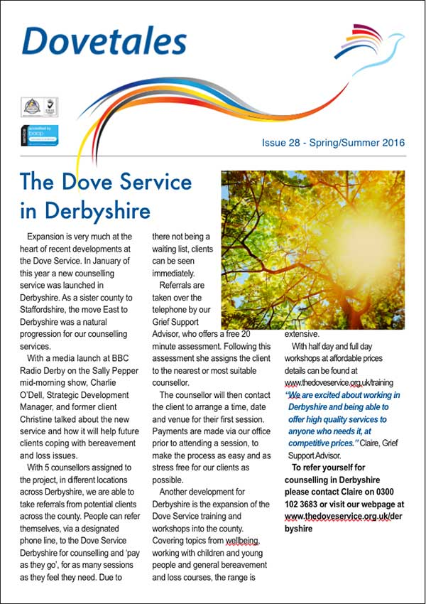 Image of Dovetales Issue 28 Front cover