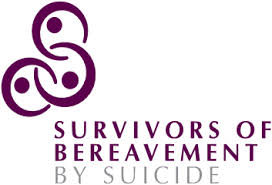 Logo for SOBS (Survivors of Bereavement by Suicide)