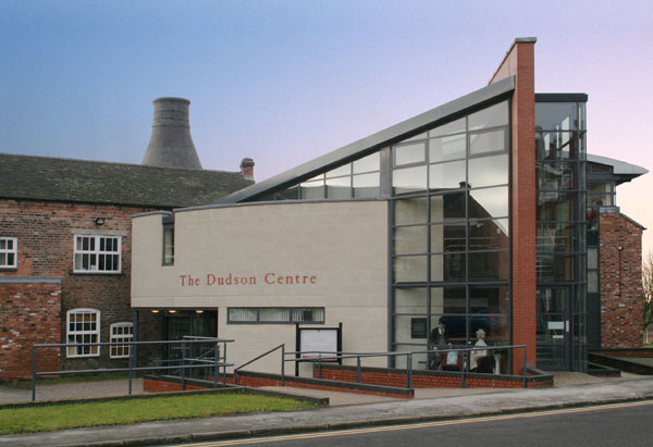 Image of the Dudson Centre. Head Office of the Dove Service