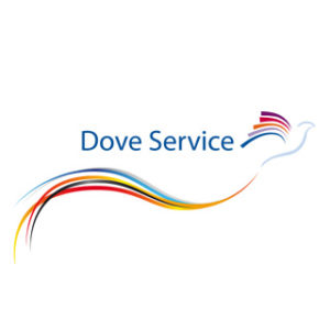 The Dove Service Logo