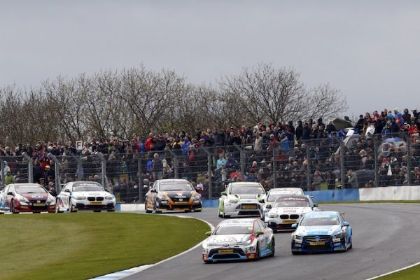 The Dove Service Charity Raffle: Two V.I.P BTCC Tickets for Oulton Park
