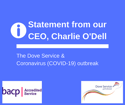 Coronavirus (COVID-19) Statement from our CEO, Charlie O'Dell